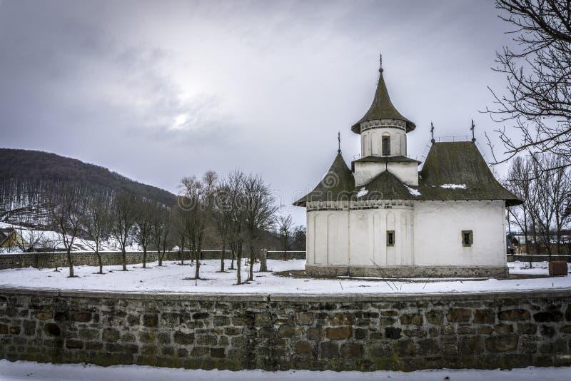 Igreja de Patrauti fotos de stock