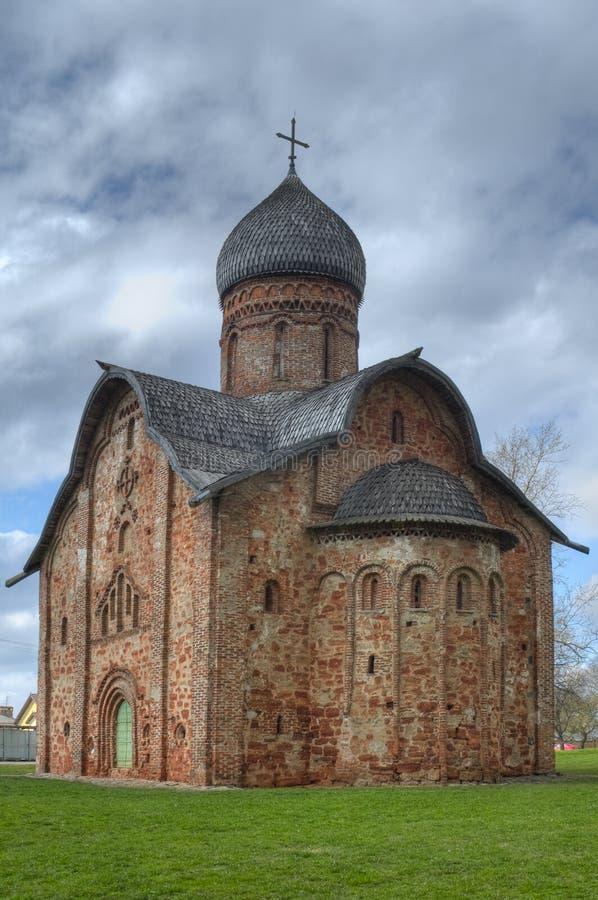 Igreja de Peter e de Paul imagens de stock royalty free