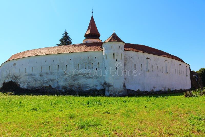 Igreja de Prejmer imagem de stock royalty free