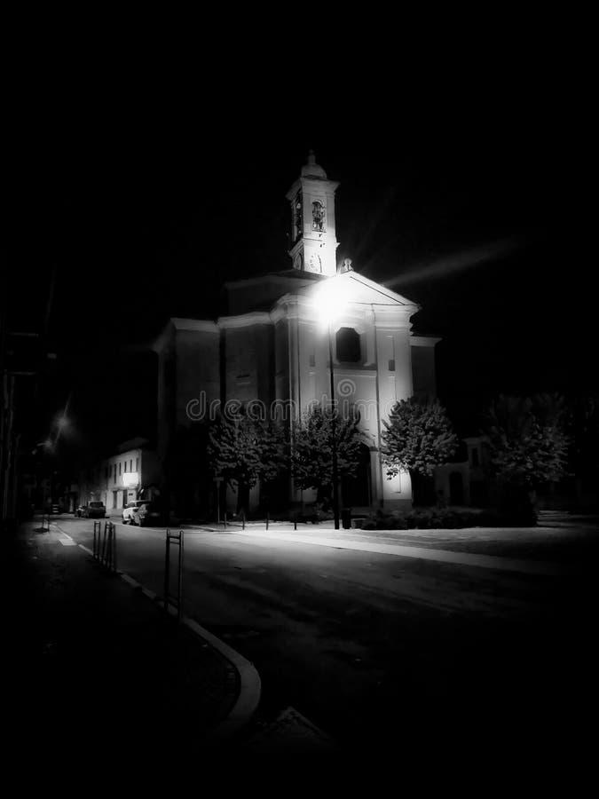 A igreja de S Bispo de Siro fotos de stock royalty free
