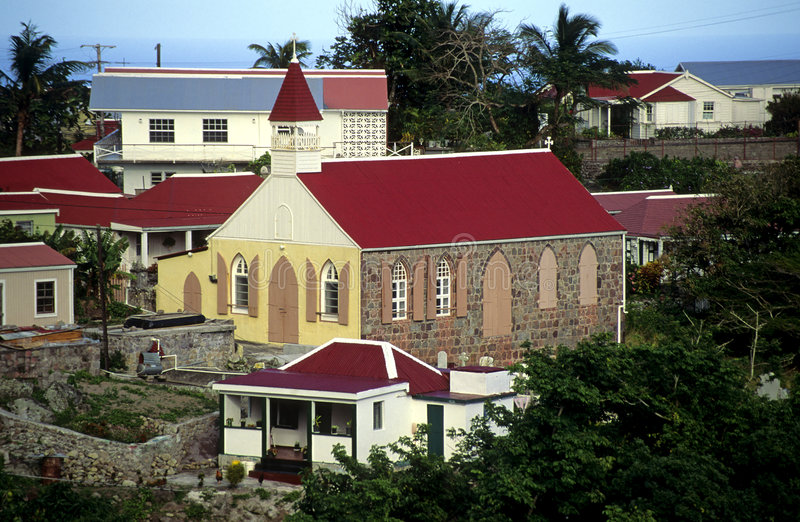 Igreja de Saba foto de stock royalty free