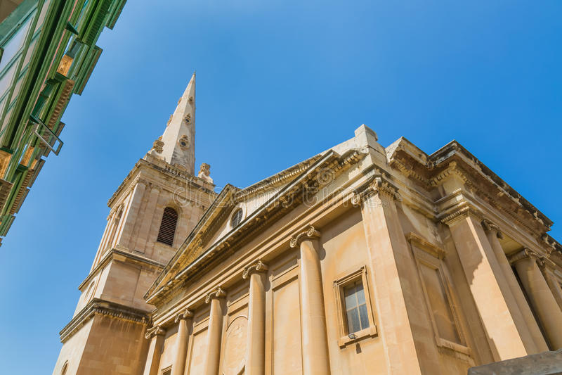 Igreja de Saint Catherine imagem de stock