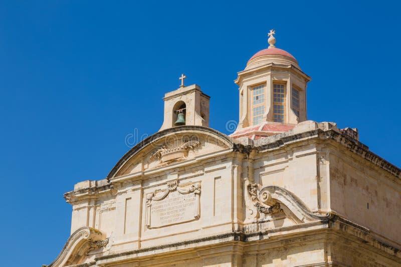 Igreja de Saint Catherine fotos de stock royalty free