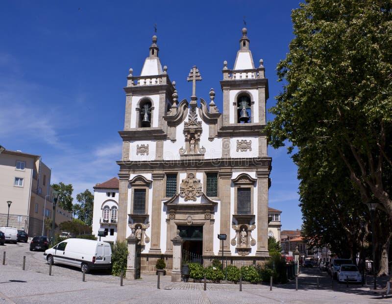 Igreja de San Peter fotografia de stock