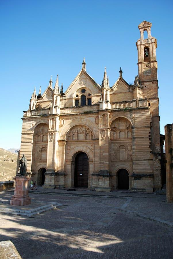 Igreja de Santa Maria, Antequera imagem de stock royalty free