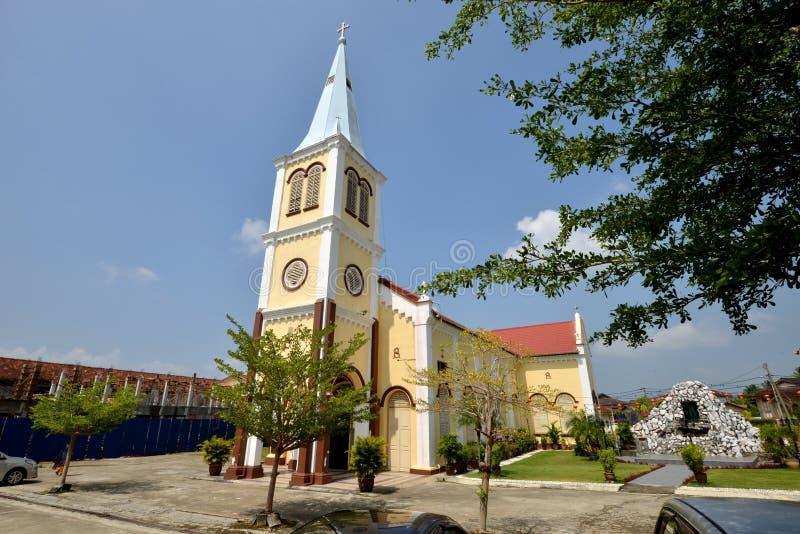 Igreja de St Anthony imagem de stock royalty free