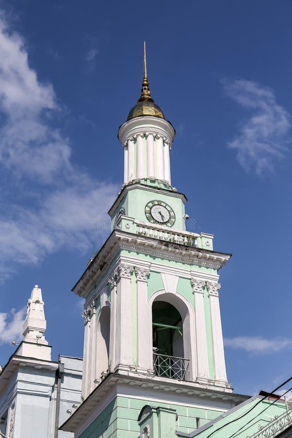 Igreja de St Catherine em Kiev, Ucrânia fotos de stock