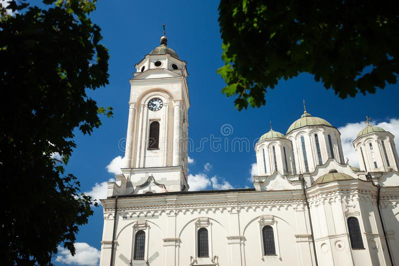 Igreja de St George, Smederevo imagens de stock