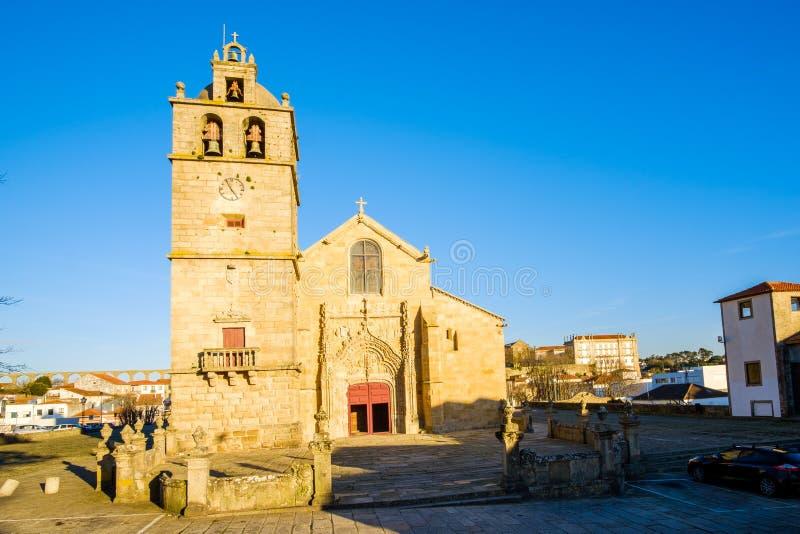 Igreja de St John The Baptist imagens de stock