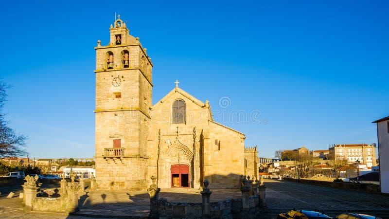 Igreja de St John The Baptist imagem de stock royalty free