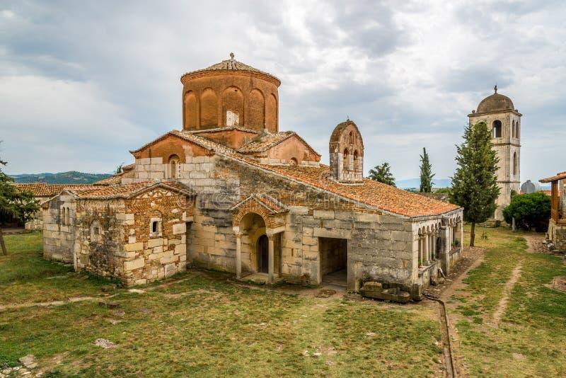 Igreja de St Mary em Apollonia foto de stock