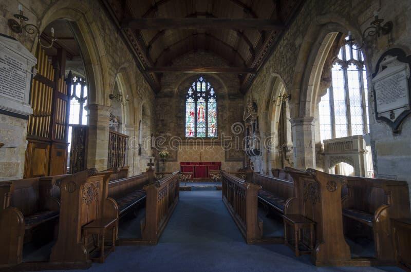 A igreja de St Mary, Goudhurst, Kent, Reino Unido imagens de stock royalty free