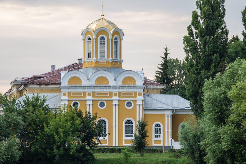 Igreja de St Michael e de Fedor foto de stock royalty free
