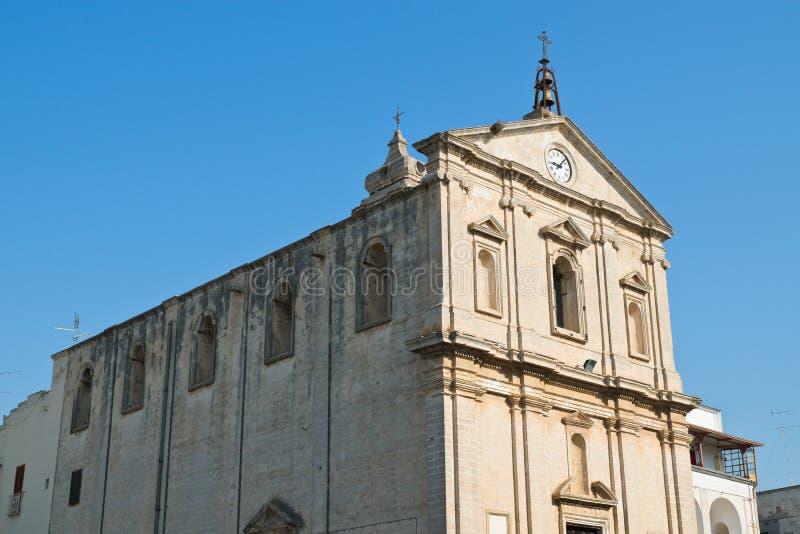 Igreja de St Michele Arcangelo Castellaneta Puglia Italy imagem de stock royalty free
