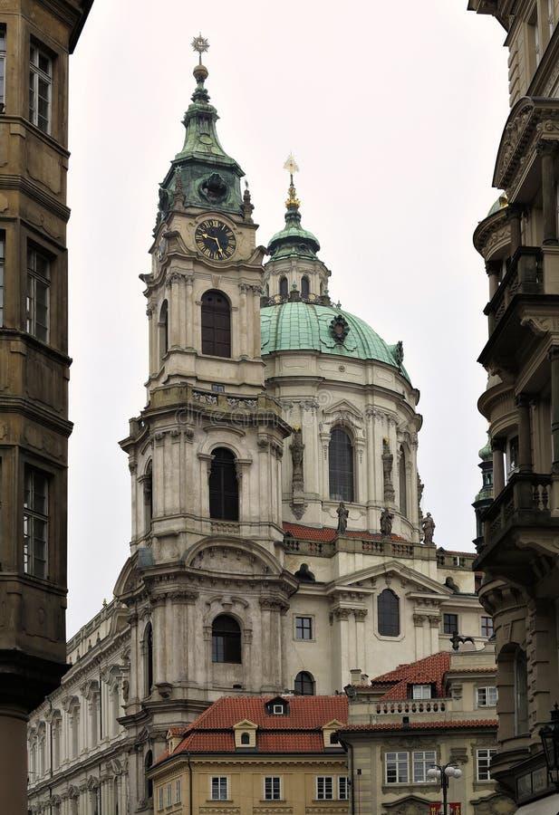 Igreja de St Nikolas imagens de stock royalty free