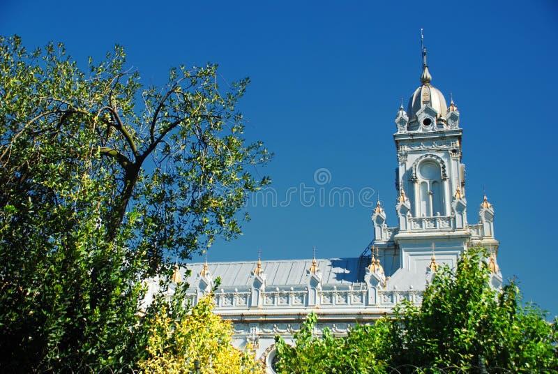 Igreja de St Stephen em Istambul foto de stock