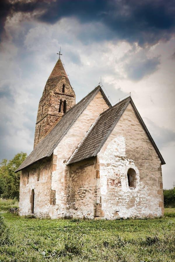Igreja de Strei imagem de stock