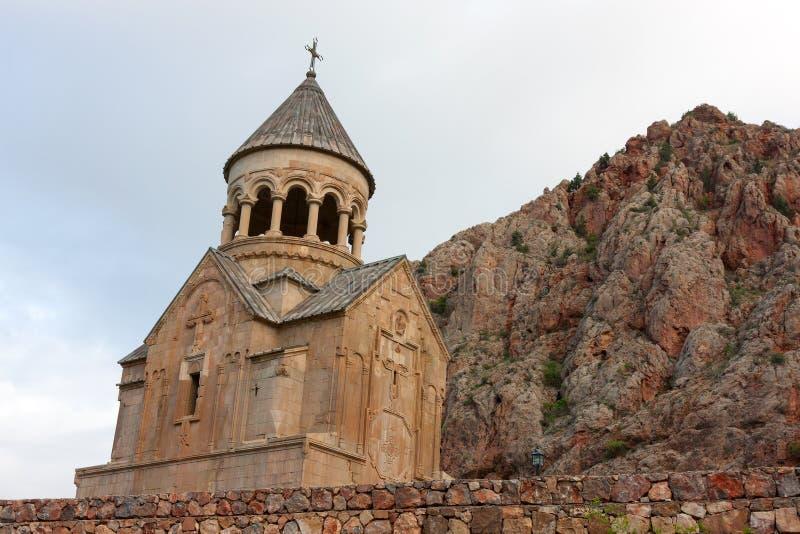 Igreja de Surb Astvatsatsin de Noravank foto de stock