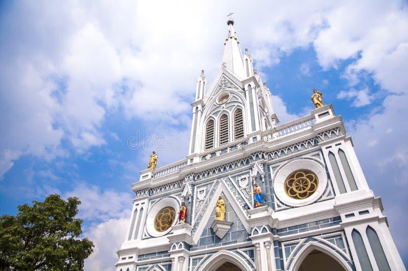 Igreja de Tailândia imagem de stock