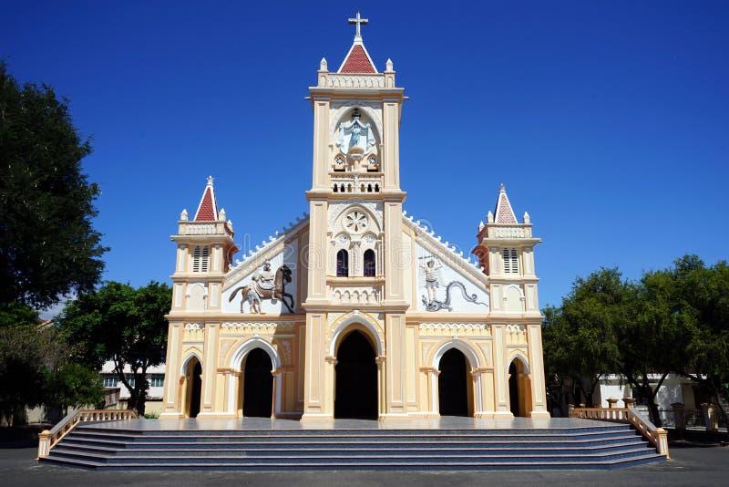 Igreja de Tan Huong fotografia de stock