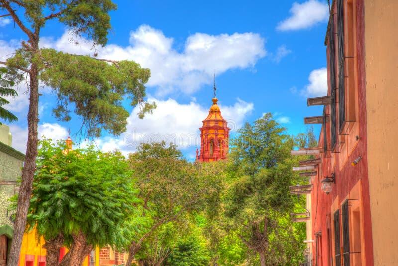 Igreja de Tatu de los Infantes fotos de stock royalty free