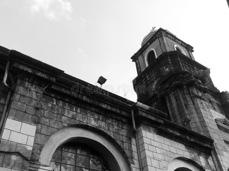 Igreja de Tondo foto de stock royalty free