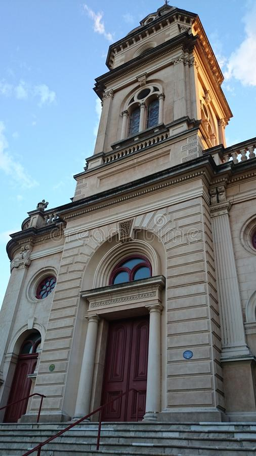 Igreja de união @ para o norte Adelaide fotos de stock royalty free