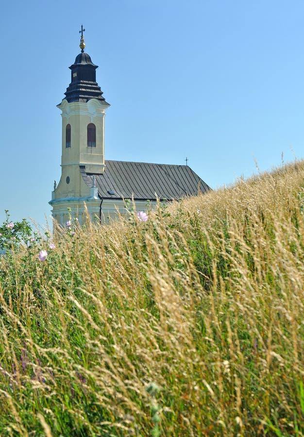 Download Igreja de Velky Kamenec imagem de stock. Imagem de igreja - 26502815