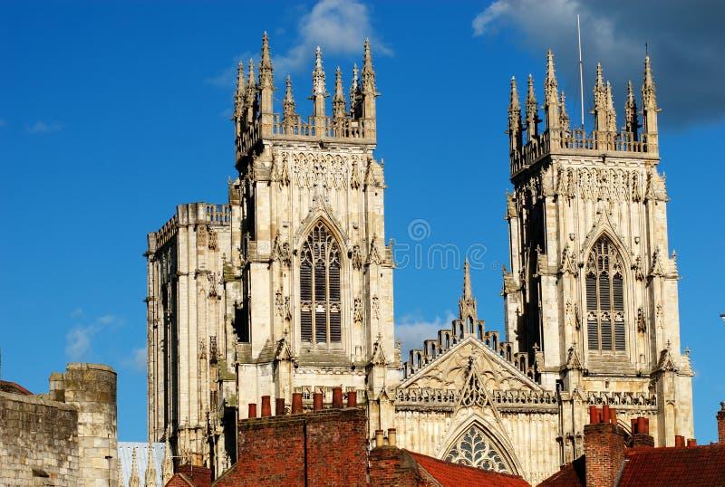 Igreja de York fotos de stock royalty free