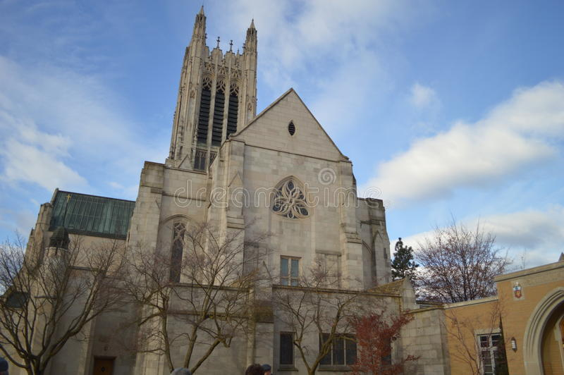 Igreja dinâmica fotos de stock royalty free