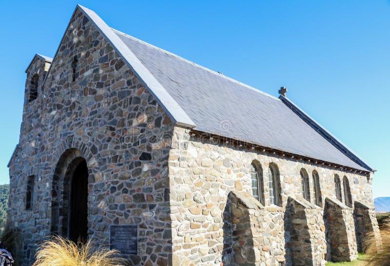 Igreja do bom Sheppard fotos de stock