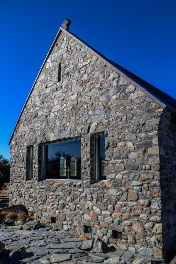 Igreja do bom Sheppard imagens de stock