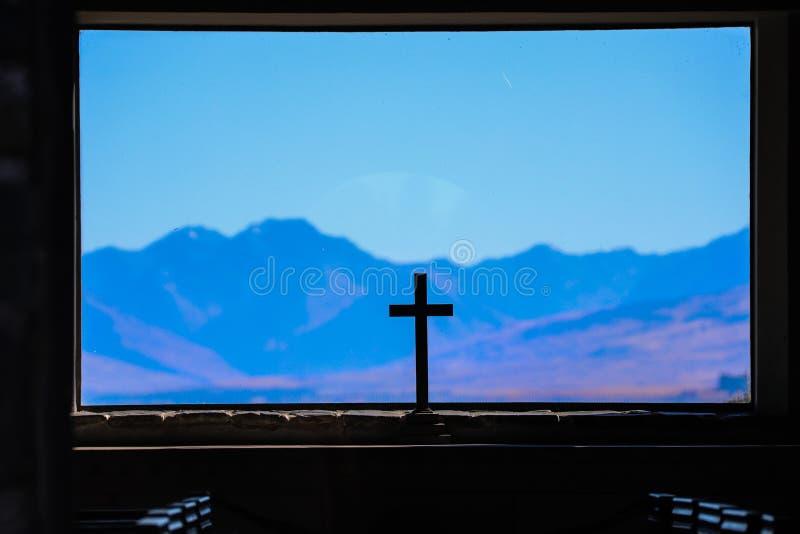 Igreja do bom Sheppard fotos de stock royalty free