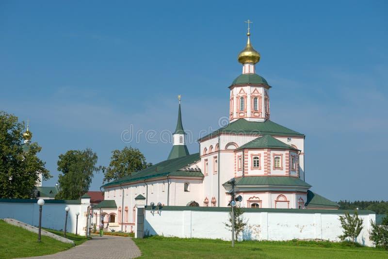 Igreja do esmagamento foto de stock royalty free