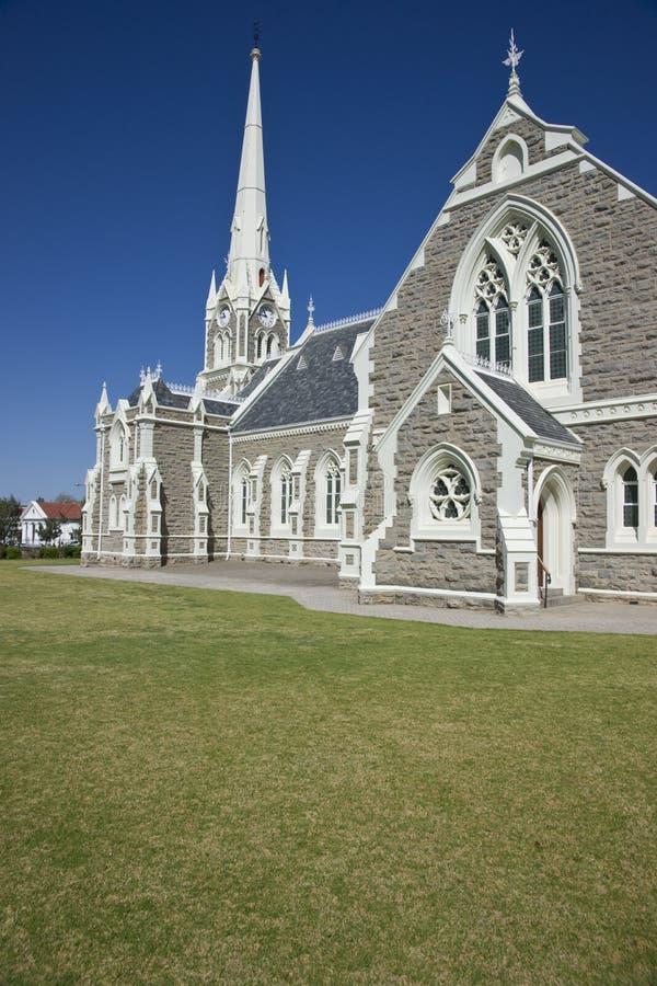 Igreja do Karoo foto de stock royalty free