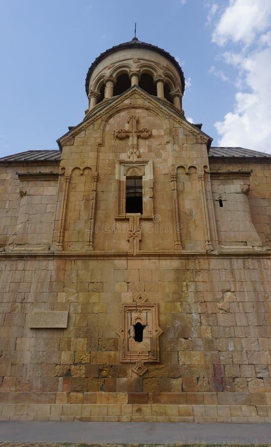 Igreja do monastério de Noravank fotos de stock royalty free