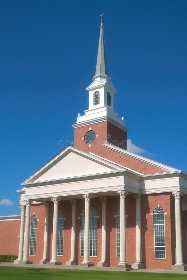 Igreja do Nazarene foto de stock royalty free