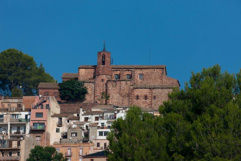 Igreja do século XII fotos de stock royalty free