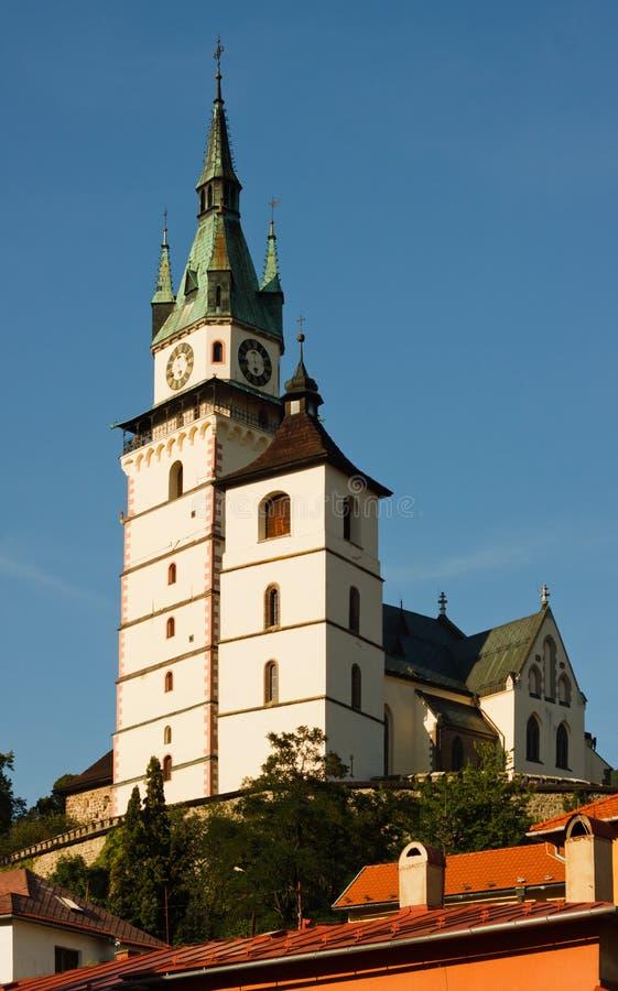 Igreja do St. Catherine fotografia de stock royalty free