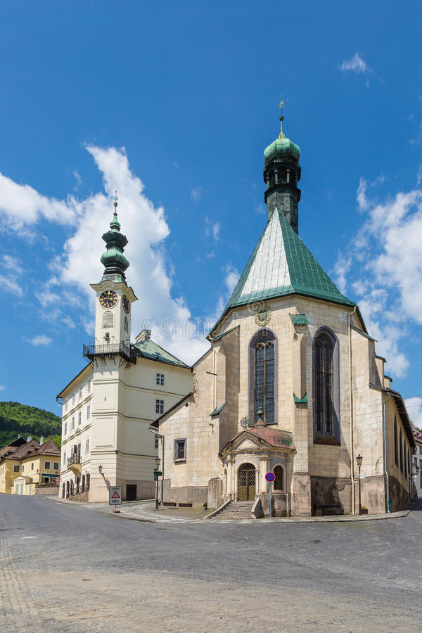 Igreja do St Catherine imagem de stock royalty free