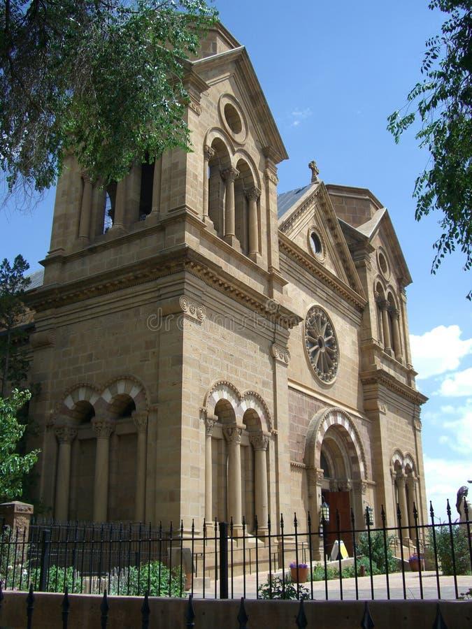 Igreja do St. Francis imagens de stock