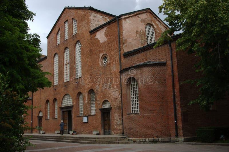 Igreja do St Sófia imagens de stock royalty free
