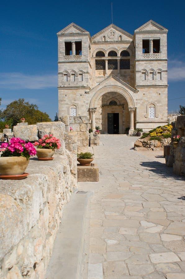 Igreja do Transfiguration imagem de stock