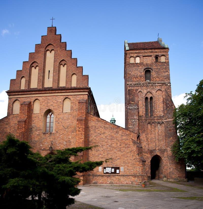 Igreja do Visitation fotografia de stock royalty free