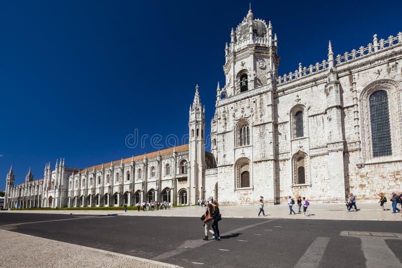 Download Igreja Dos Jeronimos In Lisboa Editorial Image - Image: 34405110