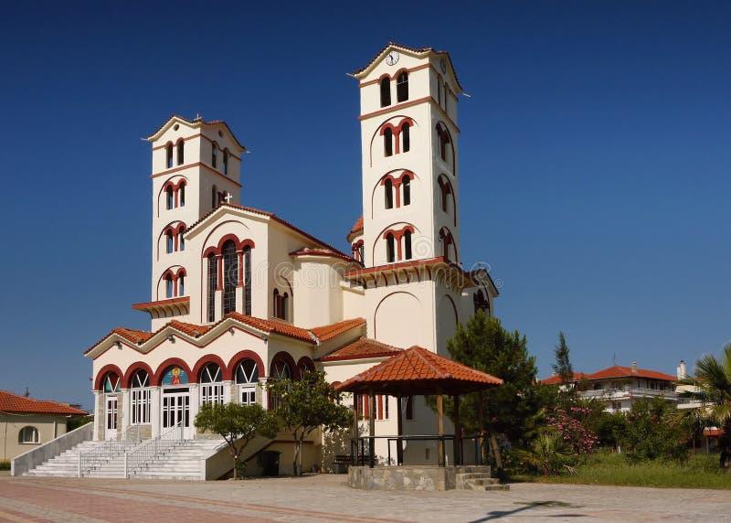 Igreja dos Nei Pori foto de stock royalty free
