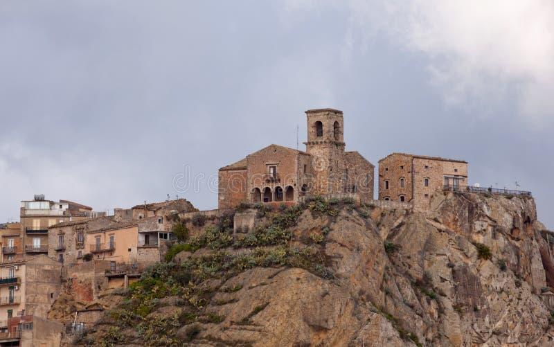 Igreja dos SS. Salvatore, Nicosia imagem de stock royalty free