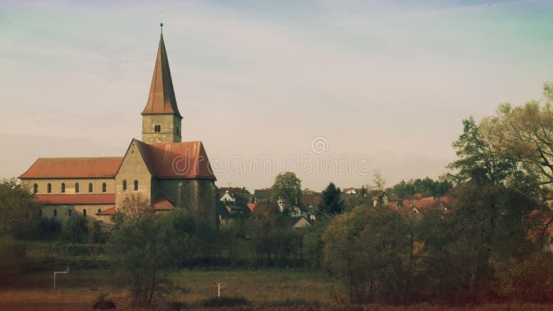 Igreja em Alemanha imagem de stock