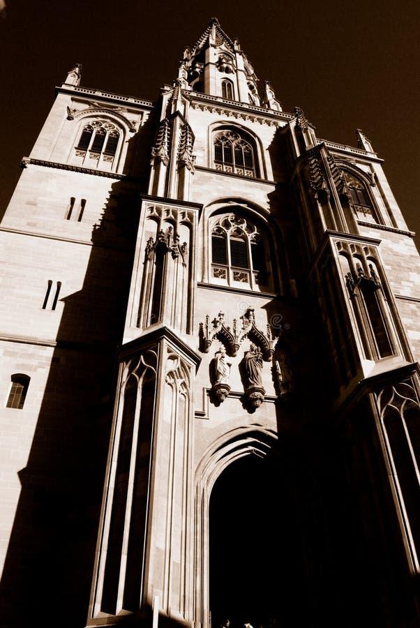 Igreja em Constance fotografia de stock royalty free