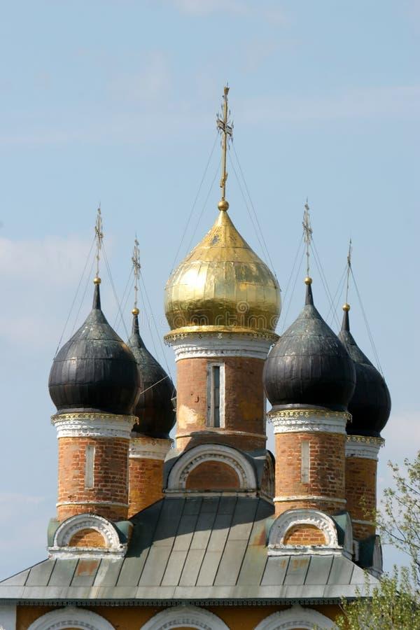 Igreja em Murom, Rússia de Nicholas de Saint fotografia de stock